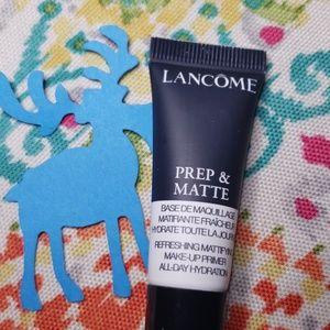 Lancome Prep & Matte make-up primer